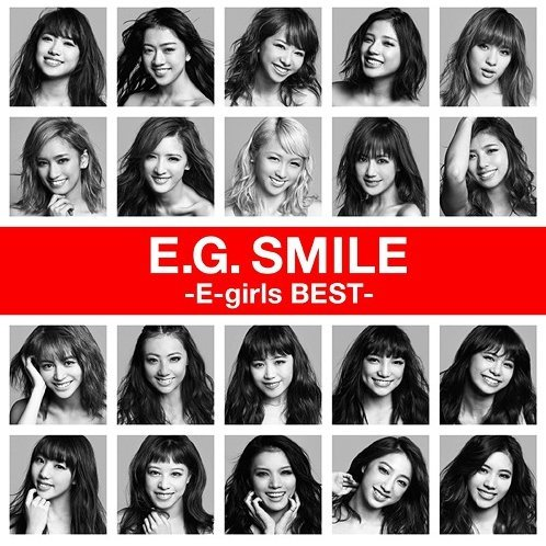 E.G. Smile - E-girls Best [2CD]