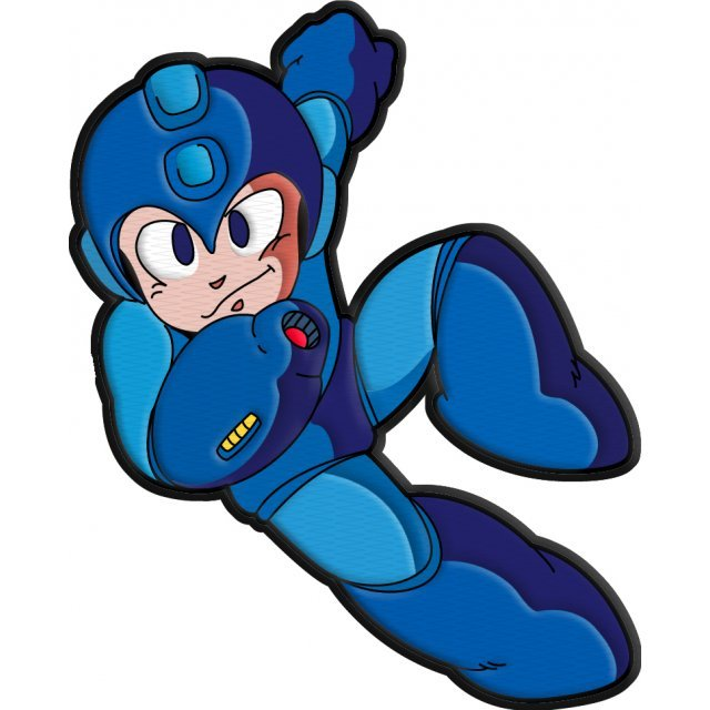 Megaman Embroidery Patch: Megaman