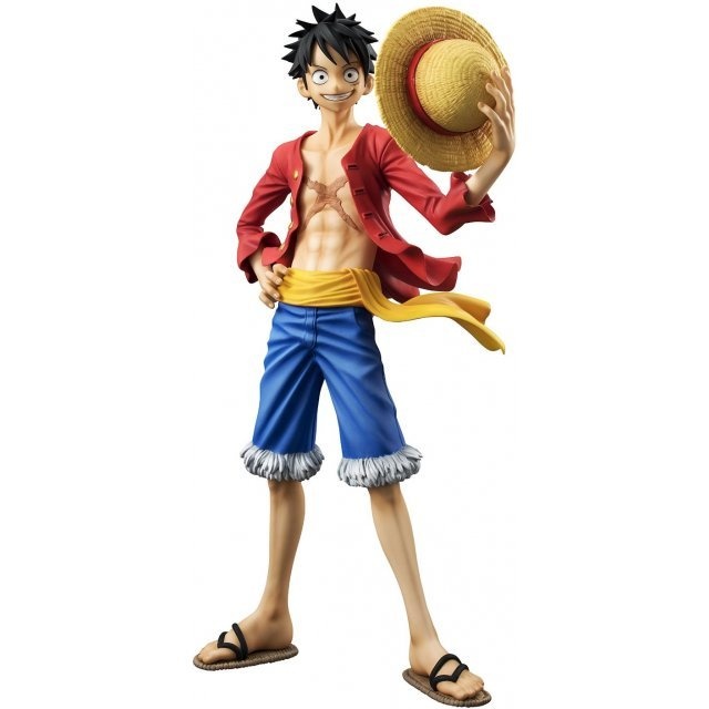One Piece Excellent Model Portrait of Pirates Sailing Again 1/8 Scale Figure: Monkey D. Luffy Ver.2