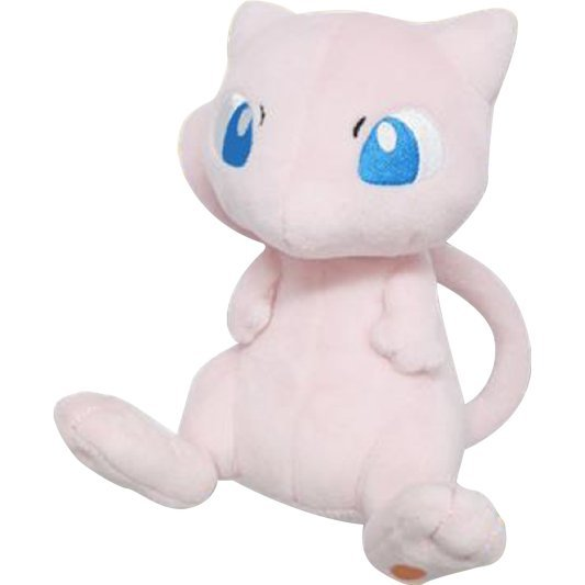 Pocket Monsters All Star Collection Plush: Mew (S)