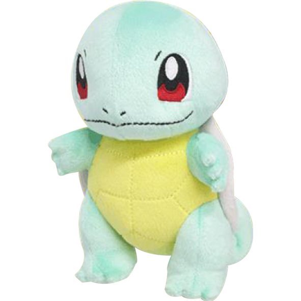 Pocket Monsters All Star Collection Plush: Squirtle (S)