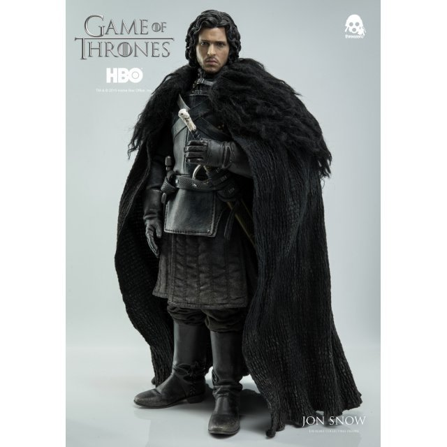 Game of Thrones 1/6 Scale Pre-Painted Figure: Jon Snow