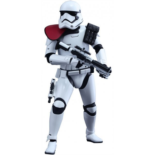 Star Wars The Force Awakens 1/6 Scale Collectible Figure: First Order Stormtrooper Officer
