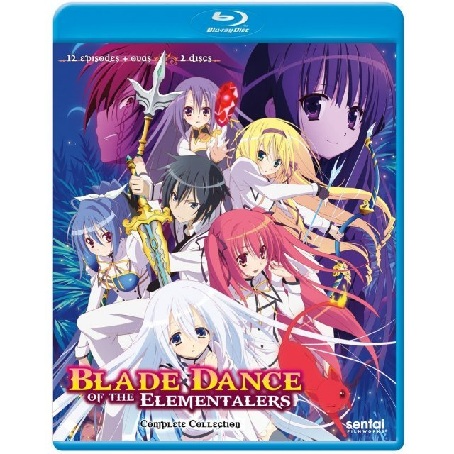 Blade Dance of the Elementalers - Season One Complete Collection