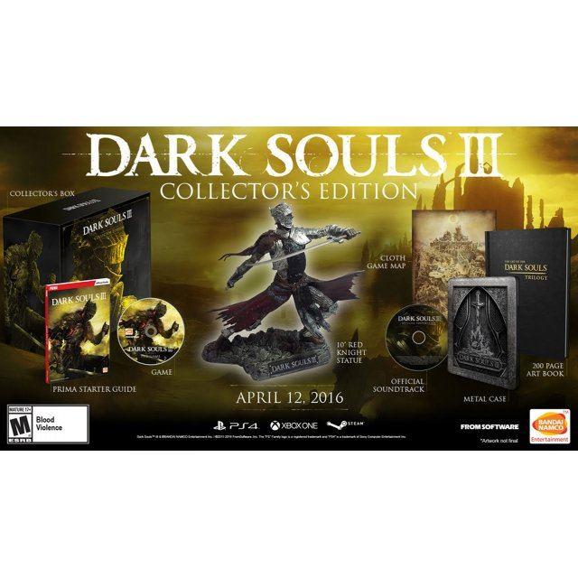 Dark Souls III (Collector's Edition)