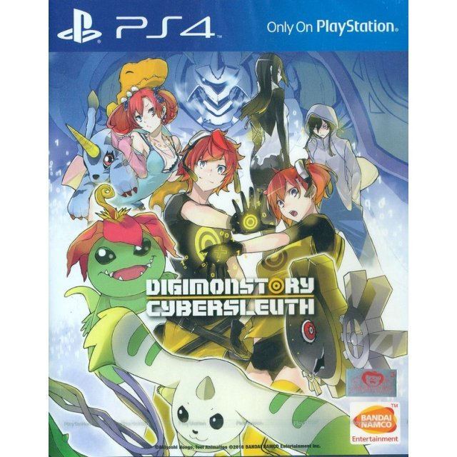 Digimon Story: Cyber Sleuth (English)