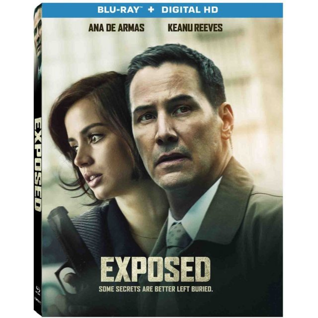 Exposed [Blu-ray+Digital HD]