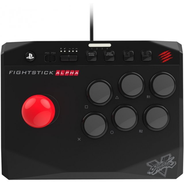 Street Fighter V Arcade FightStick Alpha