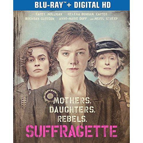 Suffragette [Blu-ray+Digital HD]