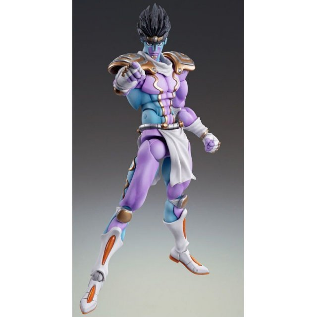 Super Figure Action JoJo's Bizarre Adventure Part IV 28: Star Platinum Araki Hirohiko Color Ver. (Re-run)