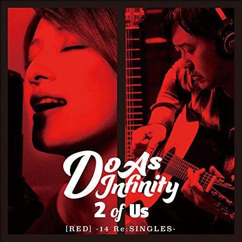 2 Of Us - Red 14 Re: Singles [CD+DVD]
