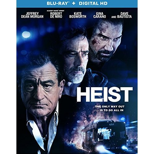 Heist [Blu-ray+Digital HD]