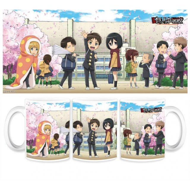 Attack on Titan: Junior High Mug