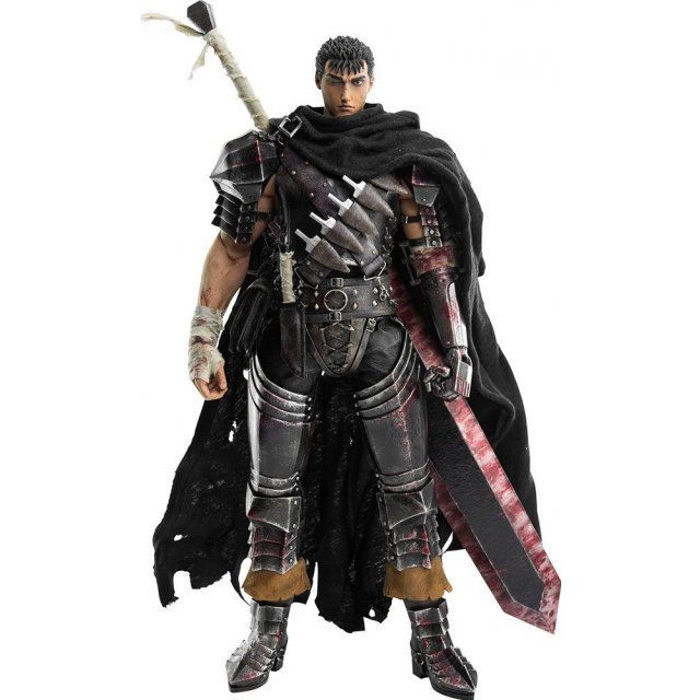 Berserk 1/6 Scale Action Figure: Guts (Black Swordsman) (Re-run)