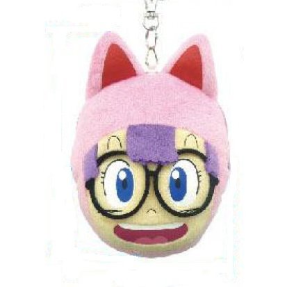 Dr. Slump Arare-chan Face Pass Case 2: Arare-chan Cat