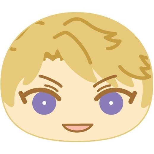 Ensemble Stars! Big Steamed Buns Cushion Vol.2: Narukami Arashi