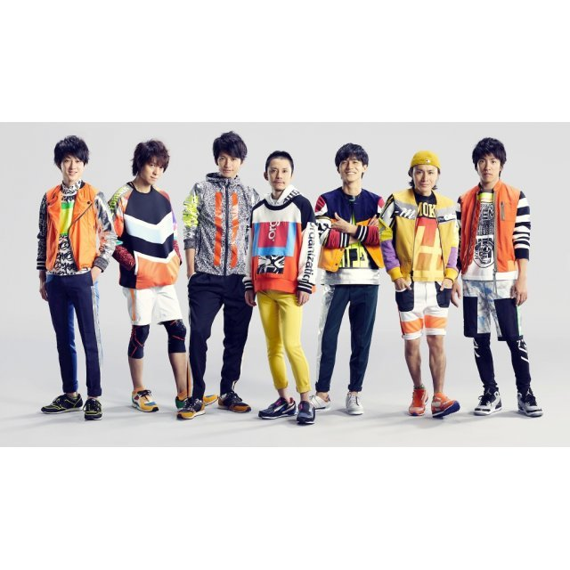 KANJANI8 no Genki ga Deru CD [CD+DVD Limited Edition Type A]