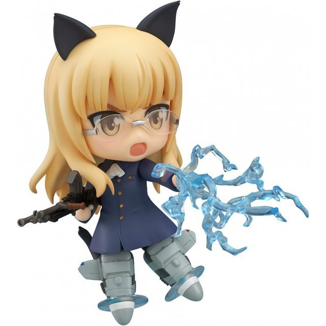 Nendoroid No. 579 Strike Witches 2: Perrine Clostermann