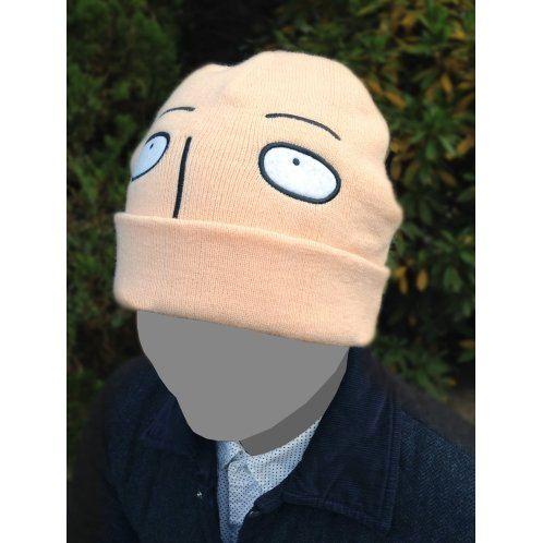 c324dc6b1a9 One Punch Man Knit Hat  Saitama