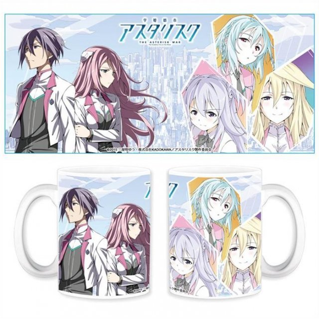 The Asterisk War Mug
