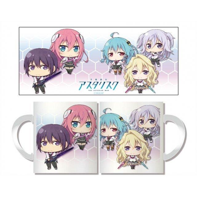 The Asterisk War Mug A