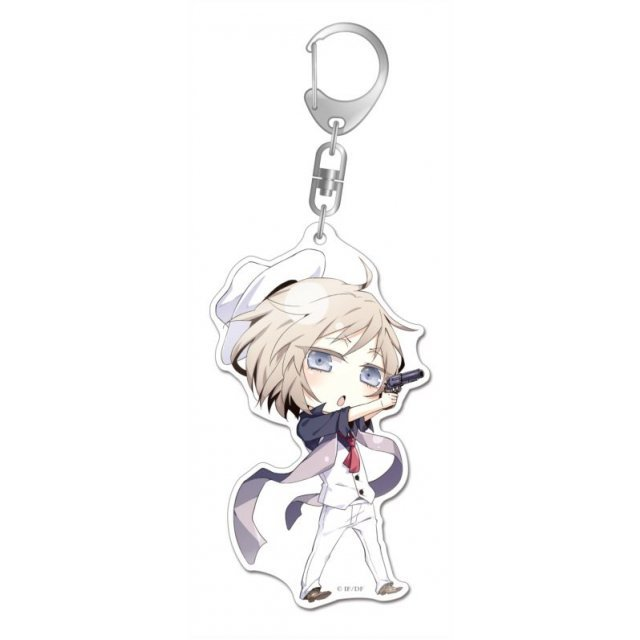 Clock Zero Big Acrylic Key Ring 5: Philosopher