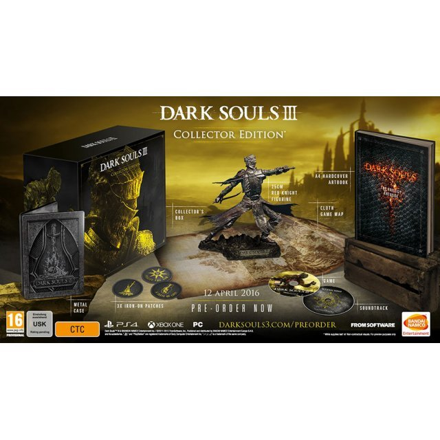 Dark Souls III (Collector's Edition) (DVD-ROM)