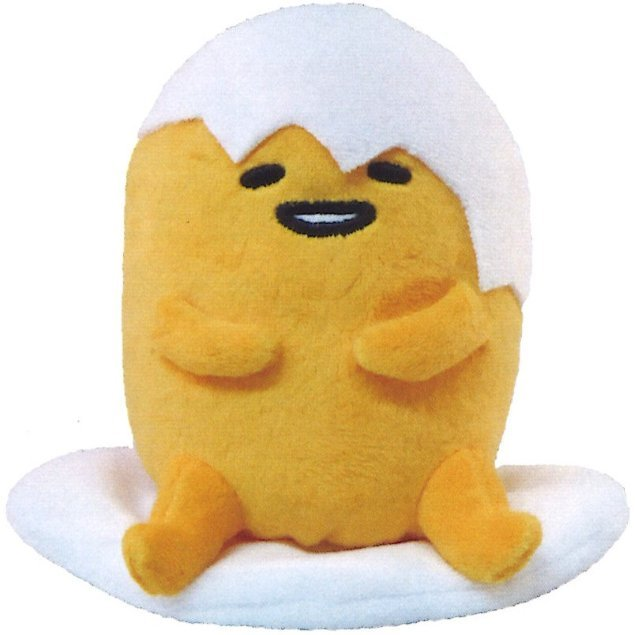 Gudetama Plush (S) 4 Asymmetry
