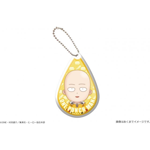 One-Punch Man Reflector Design: 01 Saitama