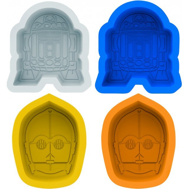 Star Wars Silicon Cup: R2-D2 & C-3PO
