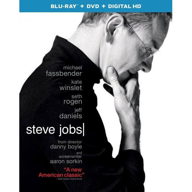 Steve Jobs [Blu-ray+DVD+Digital HD]