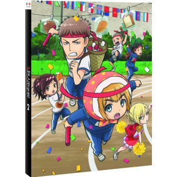 Attack on Titan: Junior High Vol.2
