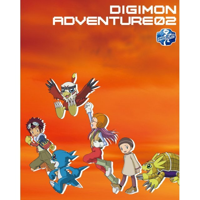 Digimon Adventure 02 15th Anniversary Blu-ray Box