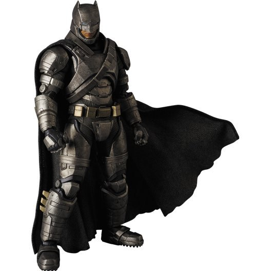 Mafex Batman v Superman Dawn of Justice: Armored Batman