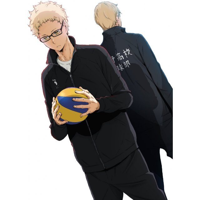 Haikyuu!! Second Season Vol.3 [Blu-ray+CD]