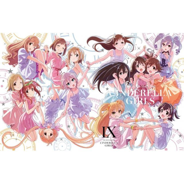 Idolm@ster Cinderella Girls Vol.9 [Blu-ray+CD Limited Edition]
