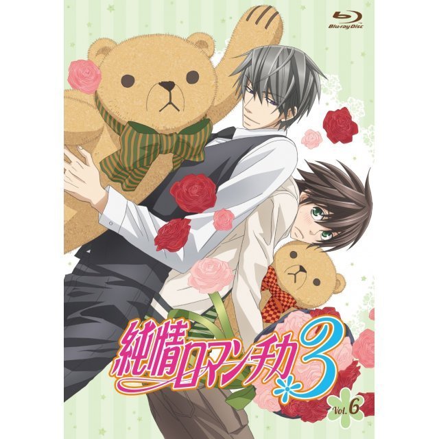 Junjou Romantica 3 Vol.6 [Limited Edition]