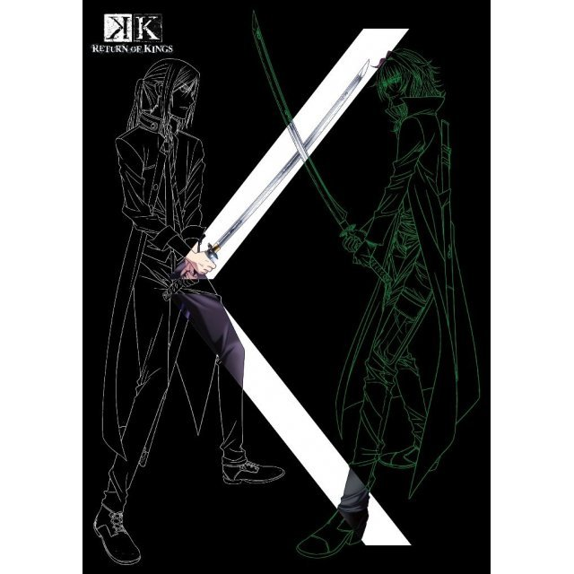 K: Return of Kings Vol.6 [Limited Edition]