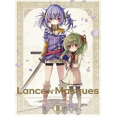 Lance N' Masques Vol.3 [Blu-ray+CD Special Edition]