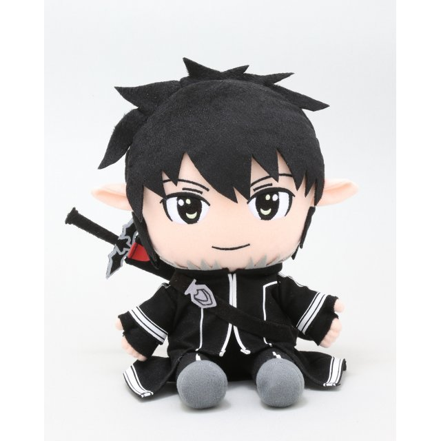 Kuitto Sword Art Online II Plush: Kirito (Re-run)