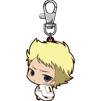 Ace of Diamond Bocchi-kun Rubber Mascot: Narumiya Mei
