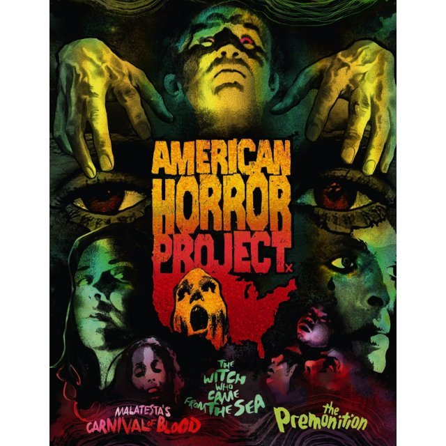 American Horror Project Vol. 1 [Blu-ray+DVD]