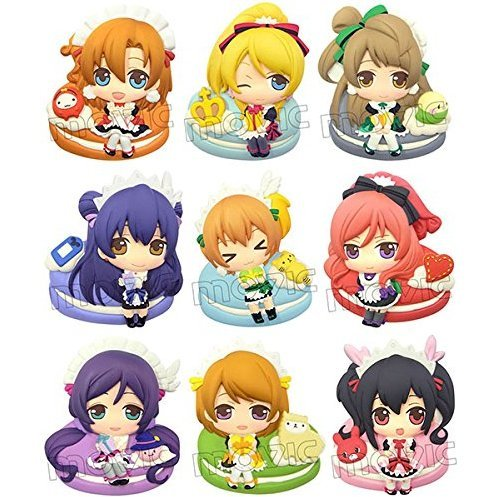 Deco*Rich Love Live! (Set of 9 pieces)