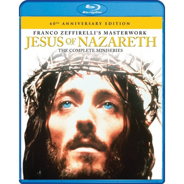 Jesus of Nazareth: The Complete Mini Series (40th Anniversary Edition)