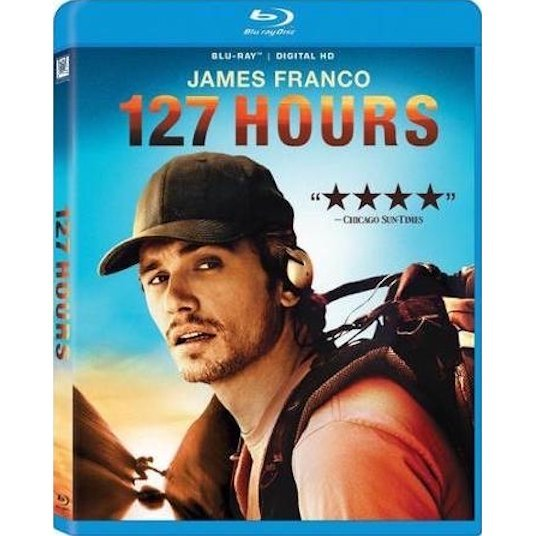127 Hours [Blu-ray+Digital HD]