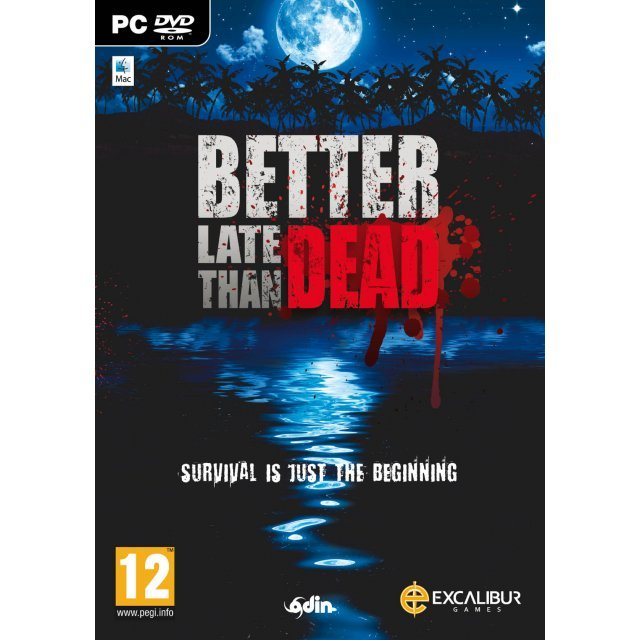 Better Late Than DEAD (DVD-ROM)