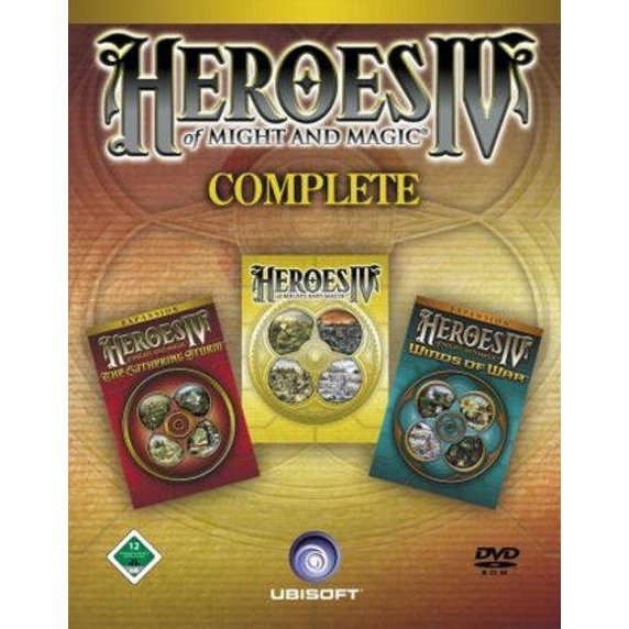 Heroes of Might and Magic IV Complete Edition