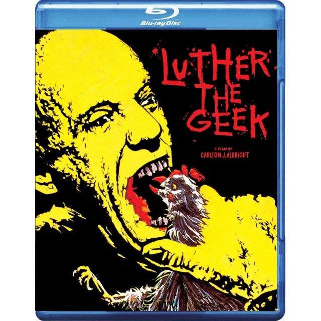 Luther the Geek [Blu-ray+DVD]
