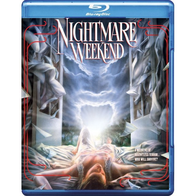 Nightmare Weekend [Blu-ray+DVD]