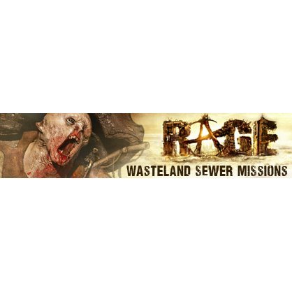 Rage Wasteland Sewer Missions [DLC] (Steam)